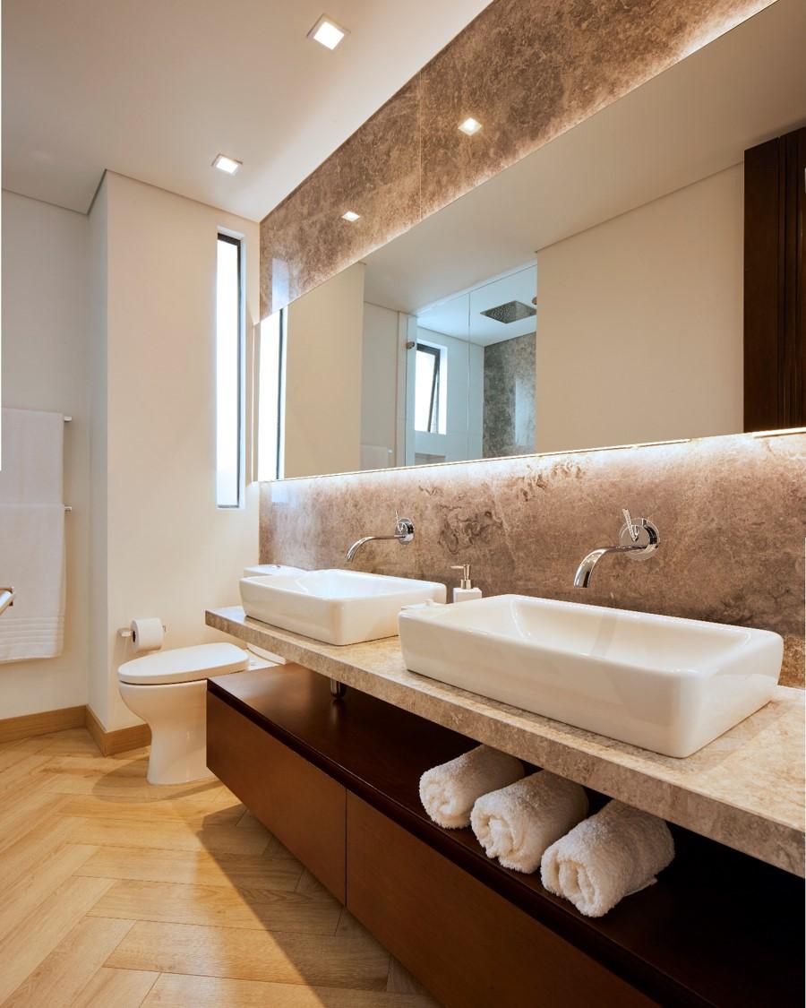 Diseño del cuarto de baño parte 3.