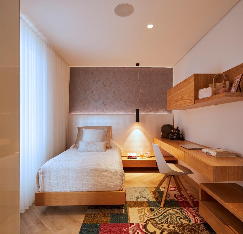 Diseño de segunda habitación