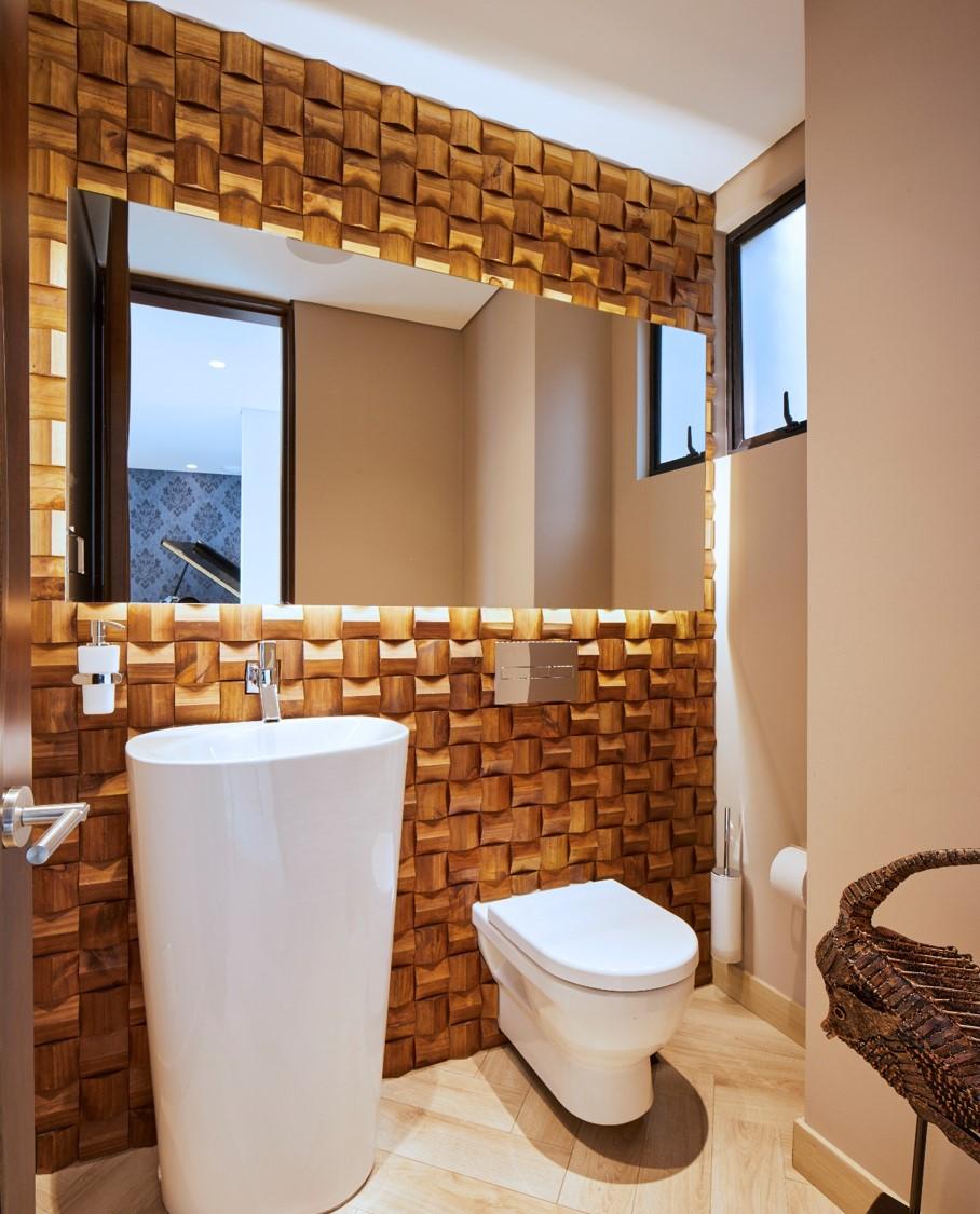 Diseño del cuarto de baño parte 2.