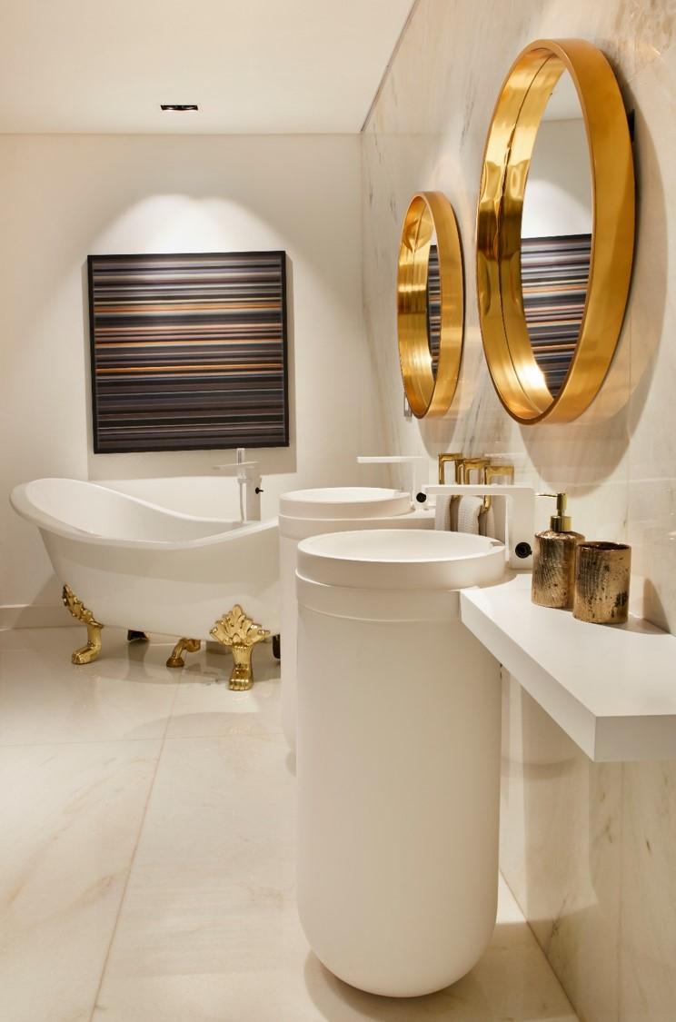 Diseño del cuarto de baño parte 4.