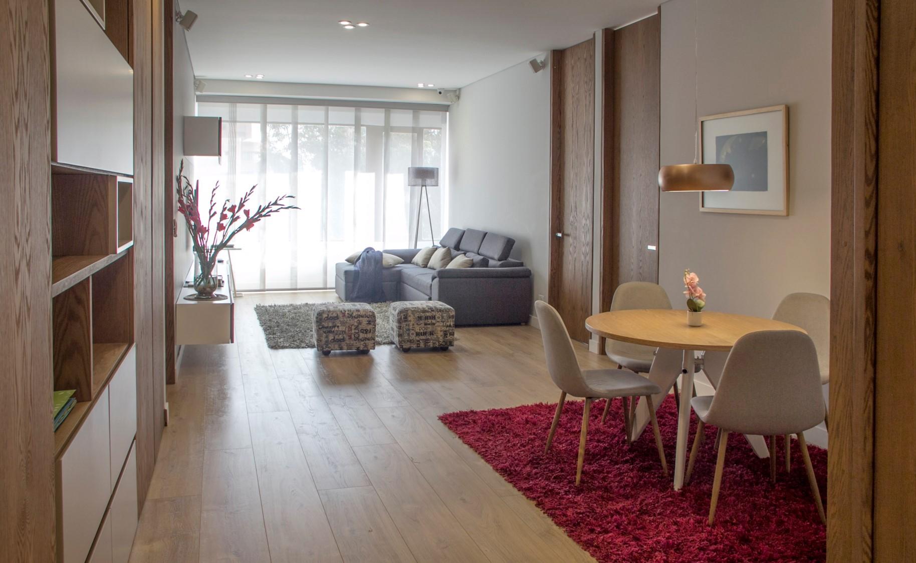 Diseño del salón