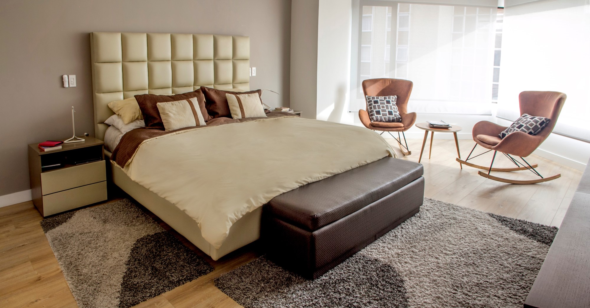 Diseño de la habitación